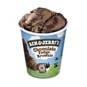 Ben & Jerry's - Choc Fudge Brownie