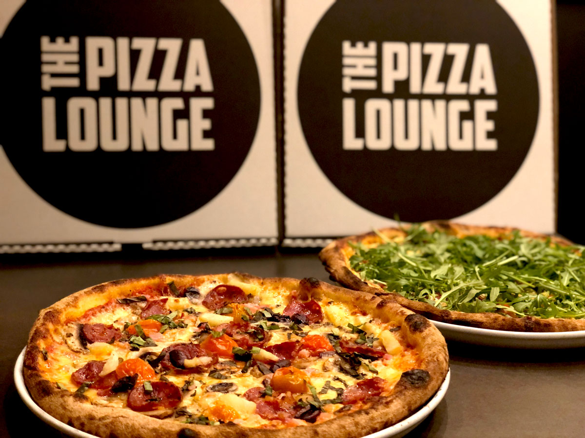 Monday Special at The Pizza Lounge