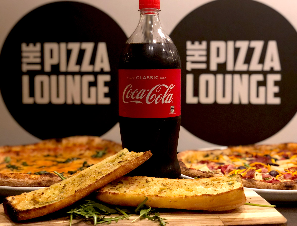 Wednesday Special at The Pizza Lounge