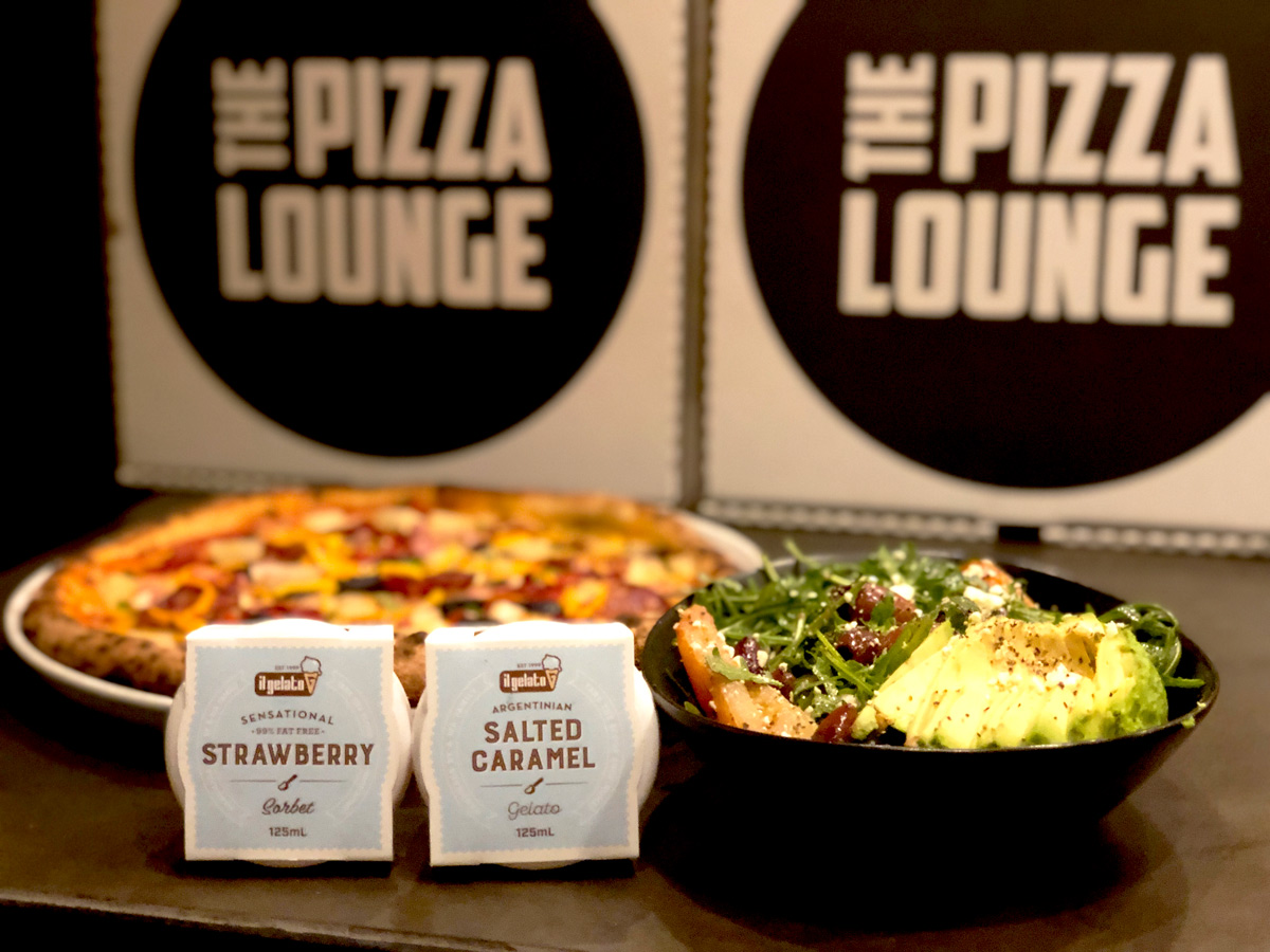 Thursday Special at The Pizza Lounge
