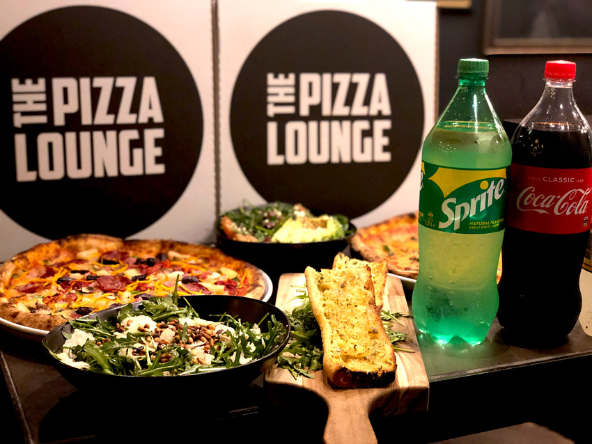 Weekly specials at The Pizza Lounge